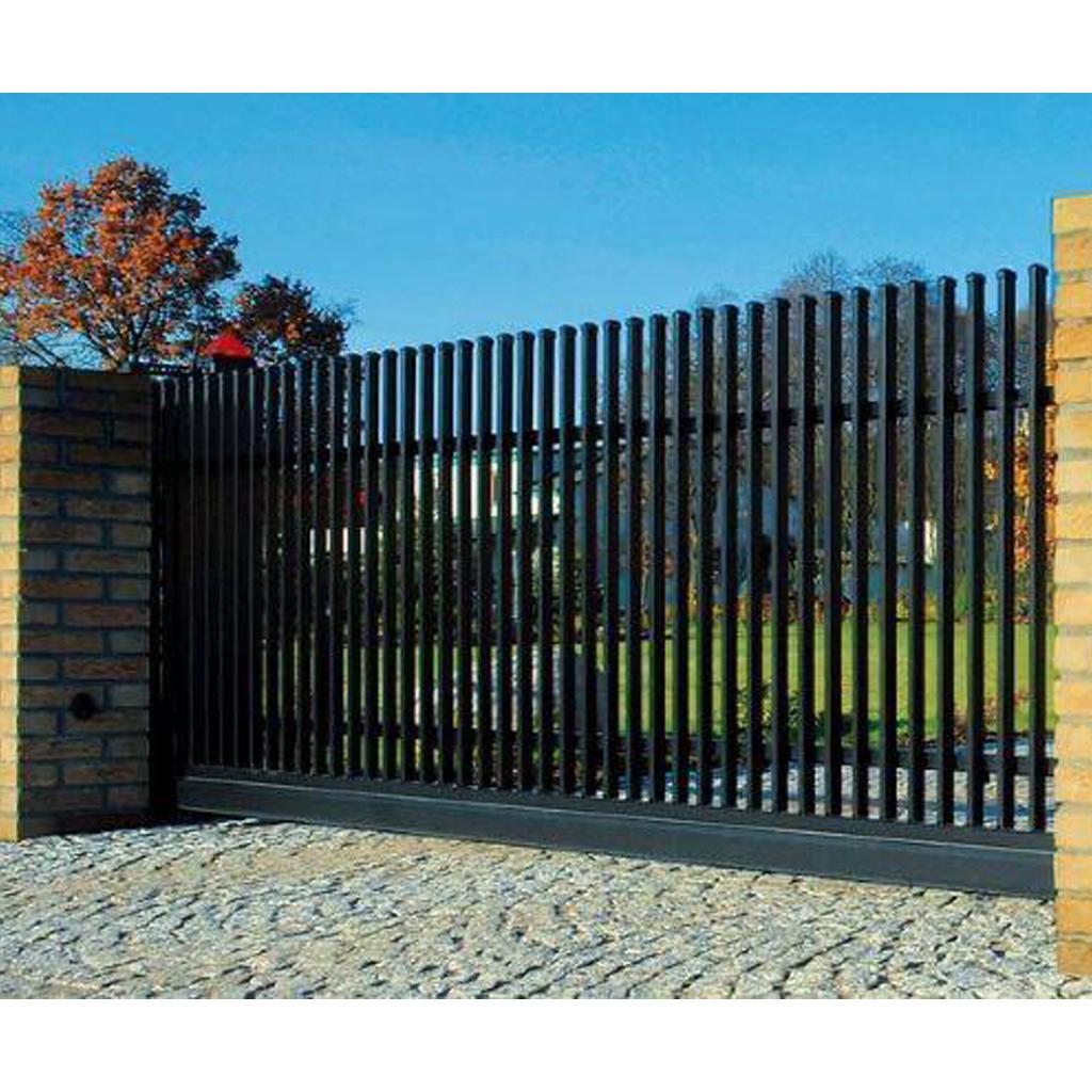 Металлические ворота В-1011